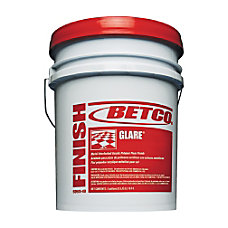 Betco Glare Floor Finish 5 Gallon