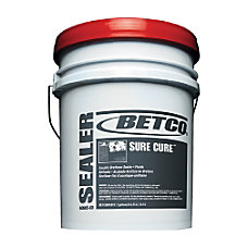 Betco Sure Cure Water Based Urethane