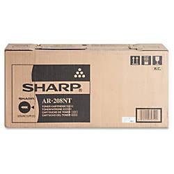 Sharp Original Toner Cartridge Laser Black