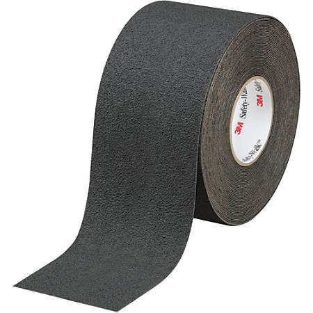 "3M™ 310 Safety-Walk Tape, 3"" Core, 4"" x 60', Black"