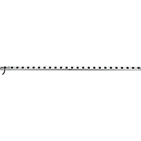 Tripp Lite Power Strip 120V 5-15R 24 Outlet 15' Cord Vertical Metal 0URM