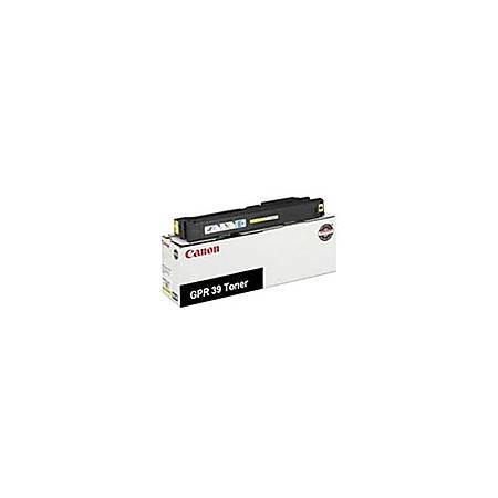 Canon GPR-39 Original Toner Cartridge - Laser - 15100 Pages - Black - 1 Each