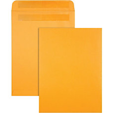 Quality Park Redi Seal Kraft Envelopes