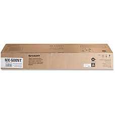 Sharp MX 500NT Black Toner Cartridge