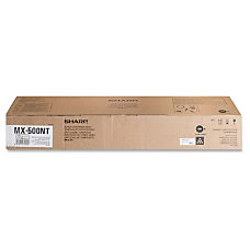 Sharp MX 500NT Original Toner Cartridge