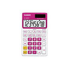 Casio SL 300VC Portable Calculator