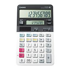 Casio JV220 Desktop Calculator Large Display