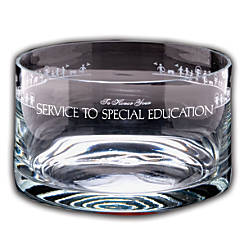 Service To Special Education Large Crystal