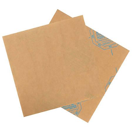 "Office Depot® Brand VCI Paper Sheets, 12"" x 12"", Kraft, Case Of 1,000"