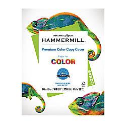 Hammermill Color Copy Paper 8 12