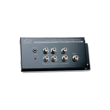 Linear Bi-directional Economical Whole House Video Distribution Amplifier