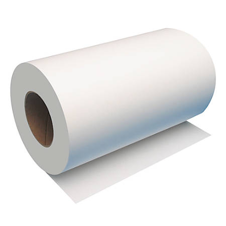 "Xerox® Revolution™ Wide Format Plotter Paper, Inkjet Check, Uncoated, 24"" x 150', White"