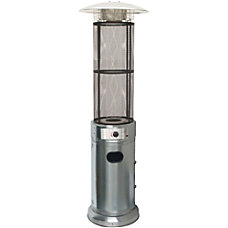 Hanover Patio Heater With Glass Flame