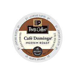 Peet s Cafe Domingo K Cups