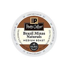 Peets Coffee Brazil Minas Naturais Coffee