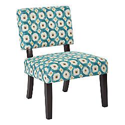 Ave Six Jasmine Accent Chair Geo