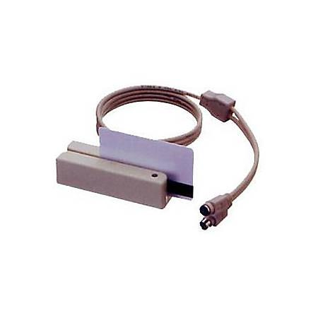 Uniform Industrial MSR210D Magnetic Stripe Reader - Dual Track - Black