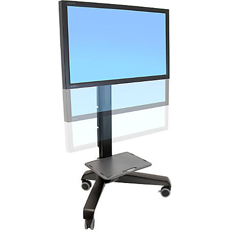 Ergotron Neo-Flex Mobile MediaCenter UHD Display Stand