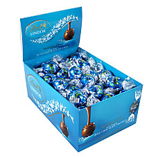 Lindt Sea Salt Milk Chocolate Truffles