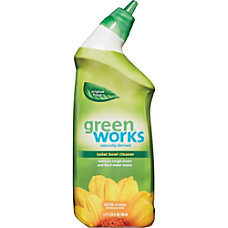 Green Works Toilet Bowl Cleaner Gel