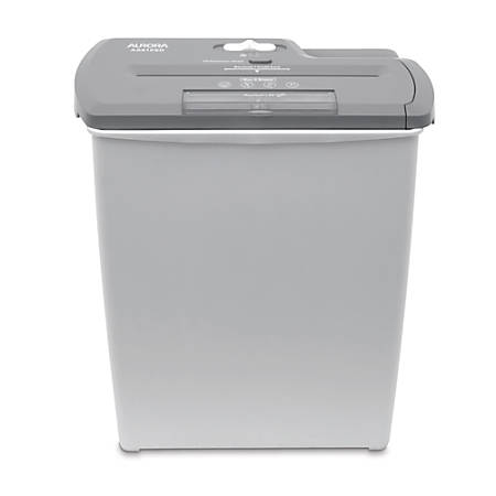 Aurora 8 Sheet Strip-Cut Shredder, AS810SD