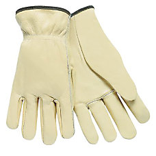 Memphis Glove Cowhide Drivers Gloves Unlined