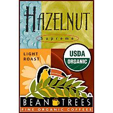 Beantrees Organic Hazelnut Ground Coffee 12oz
