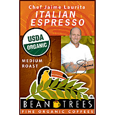 Beantrees Organic Chef Jaime Italian Espresso