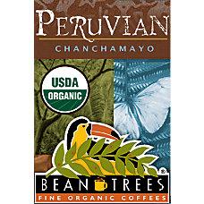 Beantrees Organic Peruvian Chanchamayo Whole Bean