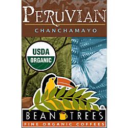 Beantrees Organic Peruvian Chanchamayo Ground Coffee