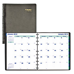 Blueline MiracleBind 17 Month Monthly Planner