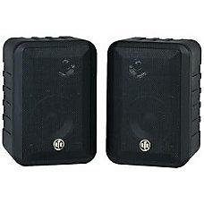 BIC America RTRV44 2 IndoorOutdoor Speaker