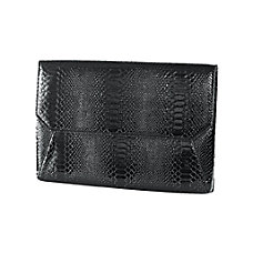 Francine Collections 97 Black Snake Skin