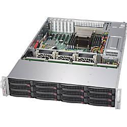 Supermicro SuperServer 5028R E1CR12L Barebone System