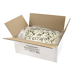 Albanese Confectionery White Chocolate Pretzels 10
