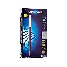 uni ball Rollerball Fine Point 07