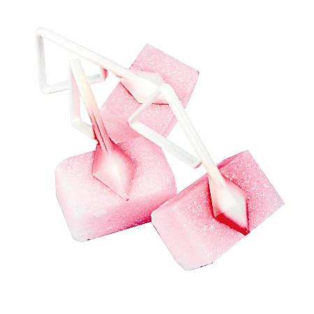 Krystal Toilet Bowl Blocks, Solid, Cherry, 4 Oz, Pink, Box Of 12