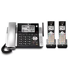 AT T CL84215 2 Handsets DECT