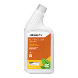 Highmark Toilet Bowl Cleaner Cedar Scent