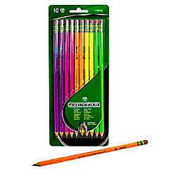 Dixon Neon Colored Pencils Assorted Pack