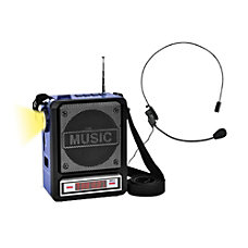 Technical Pro WASP100 Wireless Amplifier Speaker