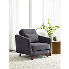Serta Sierra Collection Arm Chair Slate