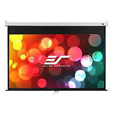 Elite Screens M120HSR PRO Manual Pull
