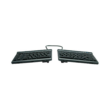 Kinesis® Freestyle® 2 Ergonomic Keyboard With 9?? Cable And V3 Accessory For Apple® Mac®, Black