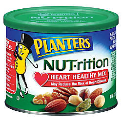 PLANTERS Heart Healthy Mix Assorted Nuts