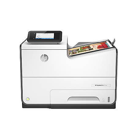 HP PageWide Pro 552dw Wireless Color Inkjet Printer