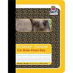 Pacon Primary Journal Composition Book 100