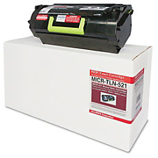 microMICR MICR Toner Cartridge Alternative for