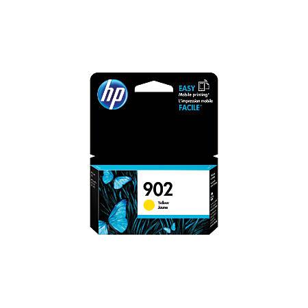 HP 902 Original Ink Cartridge, Yellow, T6L94AN#140