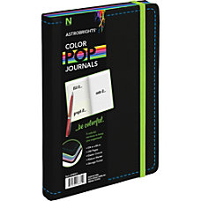 Astrobrights Cord Close Color Pop Journal
